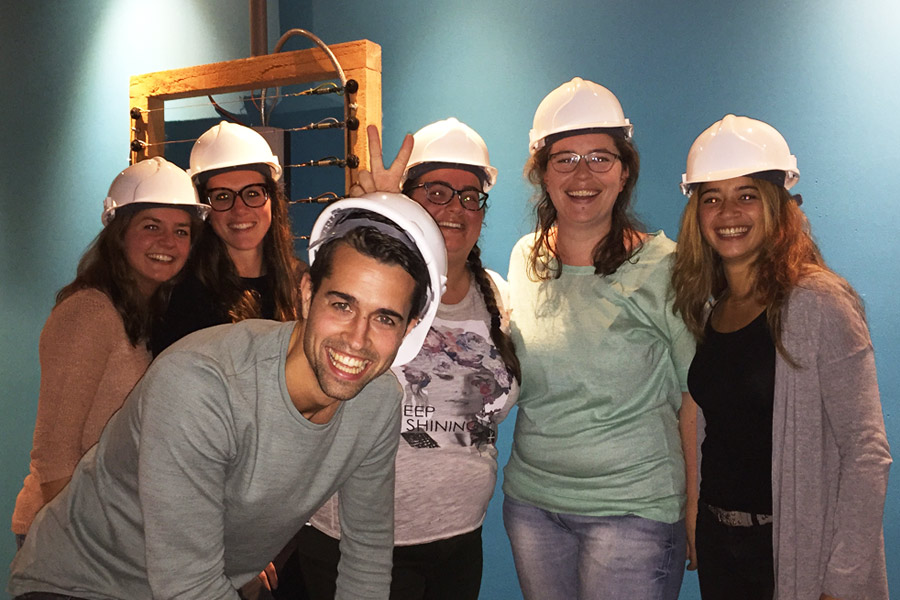 Escape room voor collegas