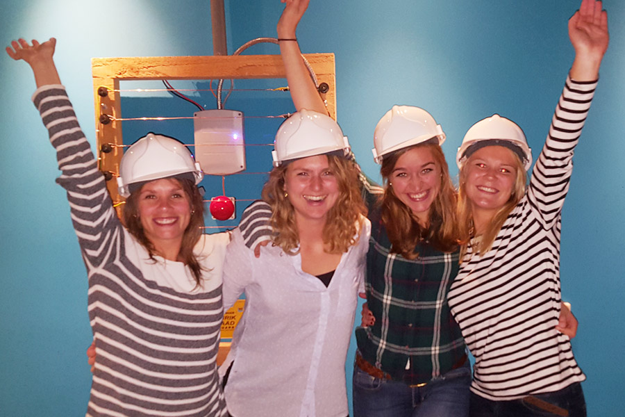Escape room voor families